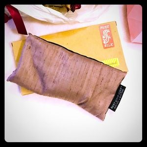 Silk Eye Pillow NIB
